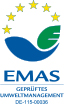 EMAS Zertifikat